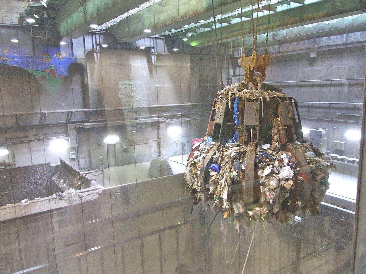 NAVER まとめ近未来 ゴミ処理場の画像
